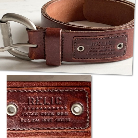 Fossil Other - Relic Belt - by Fossil